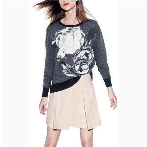 JCrew Wool Pleated Skirt
